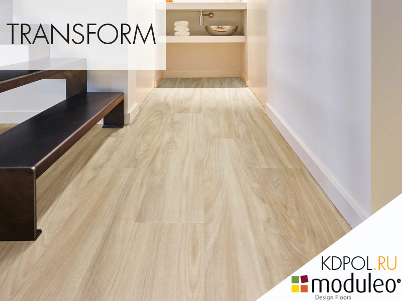 Виниловая плитка Baltic Maple 28230 коллекции Transform