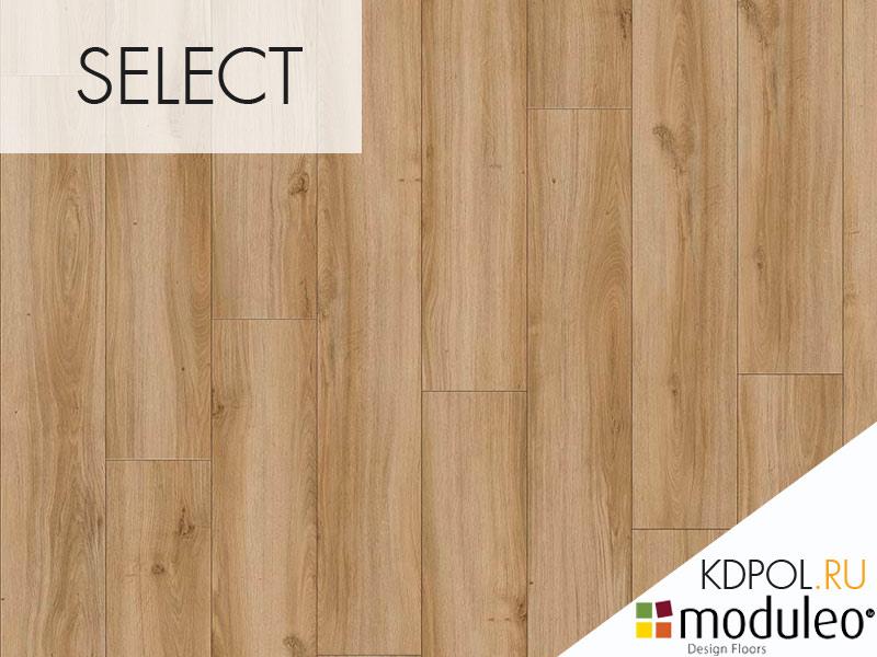 Виниловая плитка дуб Classic Oak 24837 коллекции Select