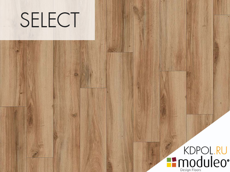 Виниловая плитка дуб Classic Oak 24844 коллекции Select