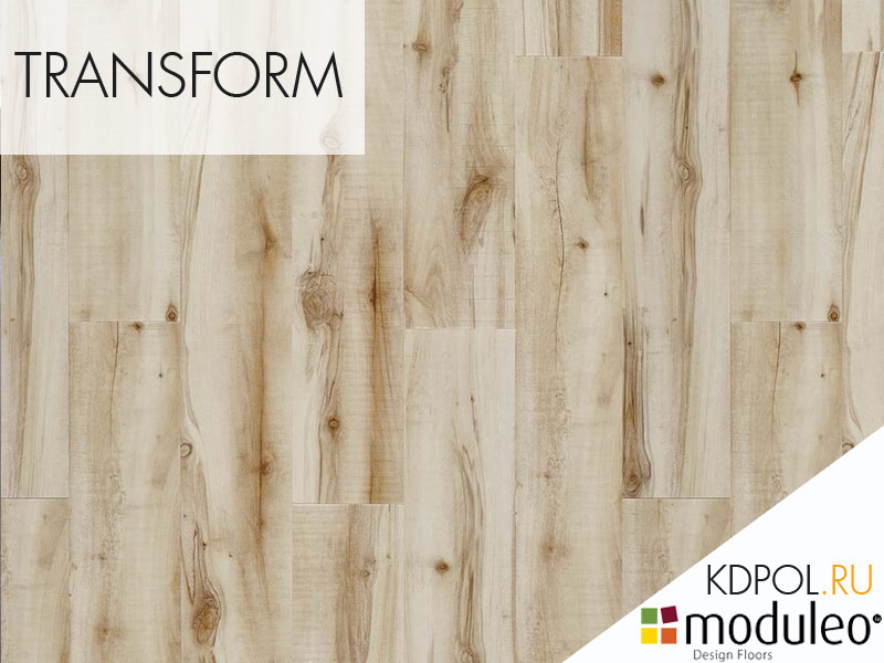 Виниловая плитка Cotton Wood 20119 коллекции Transform