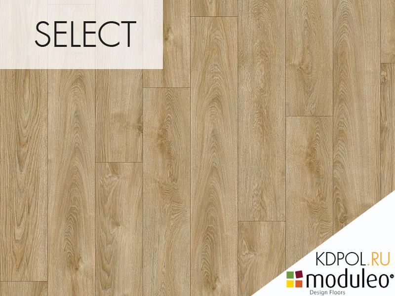 Виниловая плитка дуб Midland Oak 22240 коллекции Select