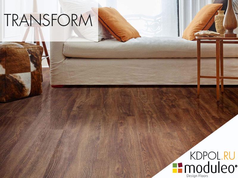 Виниловая плитка Montreal Oak 24570 коллекции Transform
