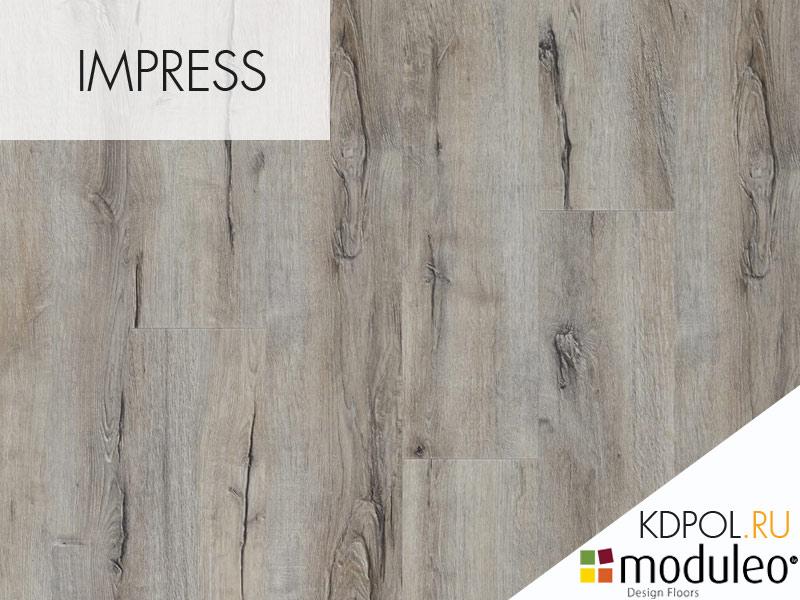 Виниловая плитка Mountain Oak 56938 коллекции Impress
