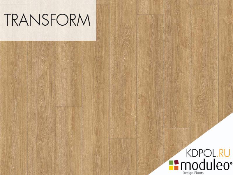 Виниловая плитка Verdon Oak 24237 коллекции Transform