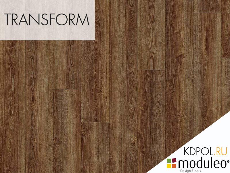 Виниловая плитка Verdon Oak 24885 коллекции Transform