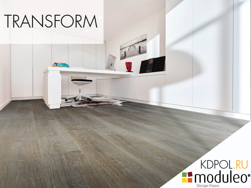 Виниловая плитка Verdon Oak 24962 коллекции Transform